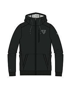 BRUNOTTI - staghorn mens jacket - Zwart