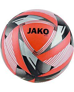 JAKO - minibal fluo - Rood-Multicolour