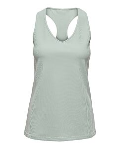 ONLY PLAY - onpjana sl train v-neck top - opus - Turquoise-Multicolou