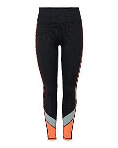 ONLY PLAY - onpdando hw athl tights - zwart combi