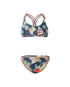 BRUNOTTI - coralina-jr girls bikini - Blauw
