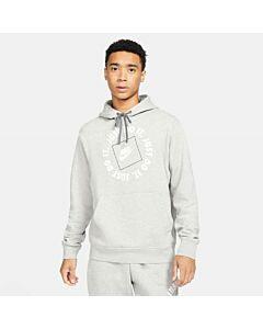 NIKE - nike sportswear jdi men's pullover - Grijs