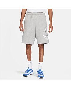 NIKE - nike sportswear jdi men's fleece sh - Grijs