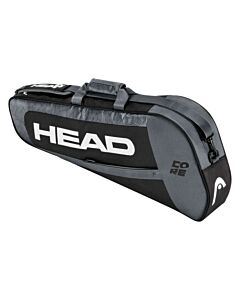 HEAD - core 3r bag - Zwart