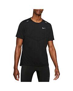 NIKE - nike dri-fit rise 365 men's short-s - Zwart