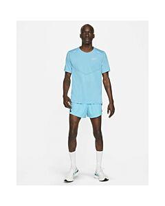NIKE - nike dri-fit rise 365 men's short-s - Blauw