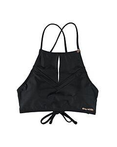 BRUNOTTI - caleo womens bikini top - Zwart