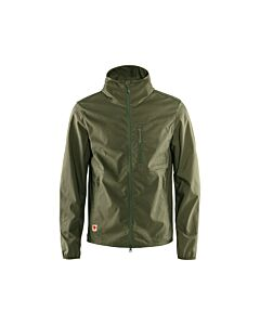 FJALLRAVEN - High coast shade jacket M - groen