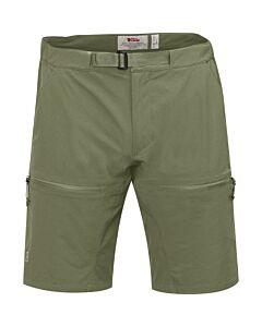 FJALLRAVEN - High coast hike shorts M - groen