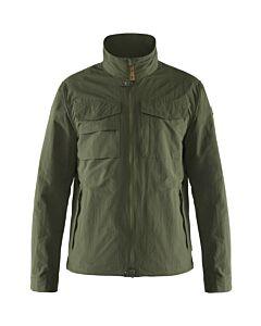 FJALLRAVEN - Travellers MT jacket M - groen
