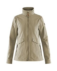 FJALLRAVEN - Travellers MT jacket W - Beige