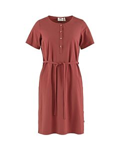 FJALLRAVEN - Ovik Lite Dress - rood