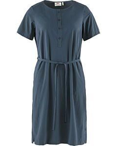 FJALLRAVEN - Ovik Lite Dress - marineblauw