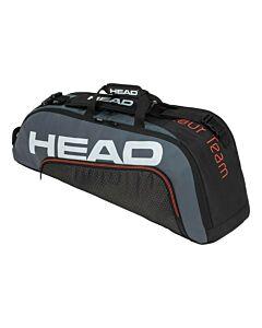 HEAD - Tour team 6R Combi - zwart combi