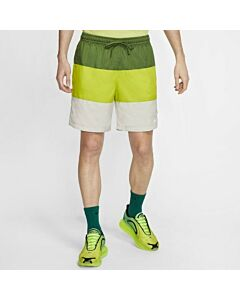 NIKE - nike sportswear men's woven shorts - Groen
