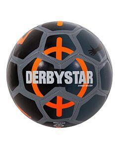DERBYSTAR - derbystar street soccer ball - Black/Black/White