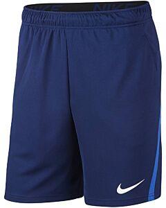 NIKE - nike dri-fit men's training shorts - Blauw-Multicolour
