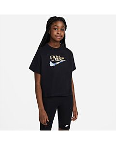 NIKE - nike sportswear big kids' (girls') - Zwart