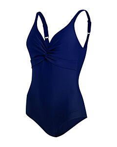 SPEEDO - brigitte 1p blu - Blauw-Multicolour