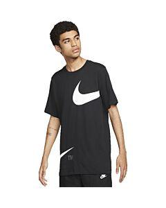 NIKE - nike sportswear men's t-shirt - Zwart