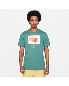 NIKE - nike sportswear men's t-shirt - Groen