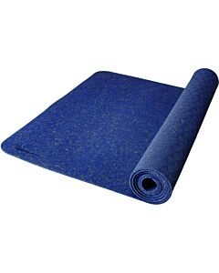 NIKE ACCESSOIRES - nike move yoga mat 4 mm - Blauw