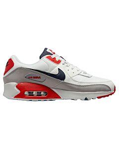 NIKE - nike air max 90 men's shoe - Wit