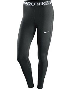 NIKE - nike pro women's tights - Zwart-Wit