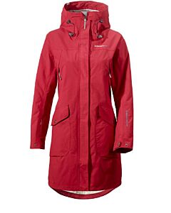 DIDRIKSONS - Thelma Woman's parka - rood
