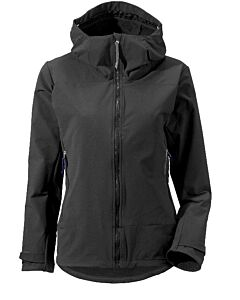 DIDRIKSONS - Echion Woman's jacket - zwart combi