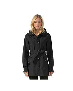 DIDRIKSONS - Rut Woman's coat - zwart