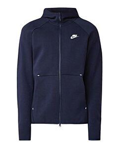 NIKE - nike sportswear tech fleece men's f - Blauw-Multicolour