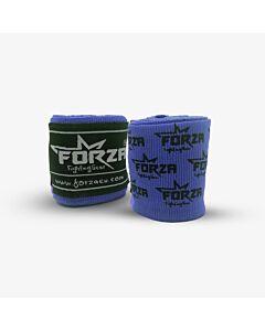 FORZA - Velcro wrap 250 cm Blue - blauw