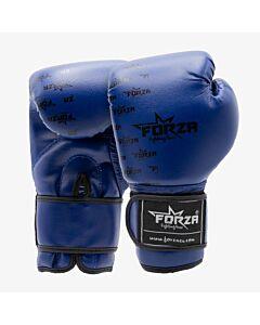 FORZA - Kids mini Artifical Gloves Blue - blauw combi