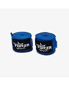 FORZA - Velcro wrap 450 cm Blue - blauw