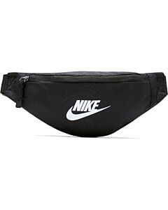 NIKE - nike heritage waistpack - Zwart