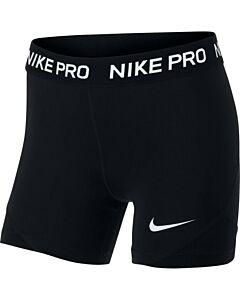 NIKE - nike pro women's 3i shorts - Zwart-Wit
