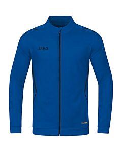 JAKO - Polyestervest Challenge jr - blauw combi