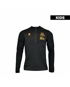 ROBEY - FCG Performance sweater jr - zwart combi