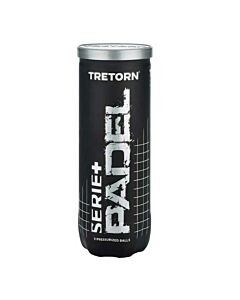 ADIDAS TENNIS-PADEL - serie+ padel 3-tube - Geel