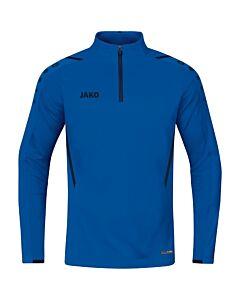JAKO - Ziptop Challenge - blauw-blauw