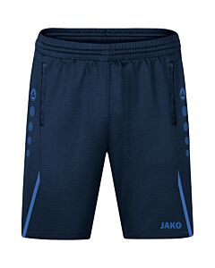 JAKO - Trainingshort Challenge - blauw