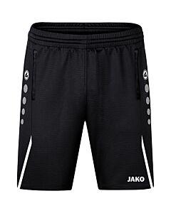 JAKO - Trainingshort Challenge - zwart combi