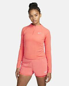 NIKE - nikecourt dri-fit victory women's l - Oranje