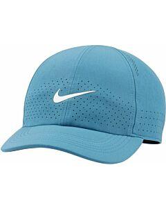 NIKE - nikecourt aerobill advantage tennis - Blauw