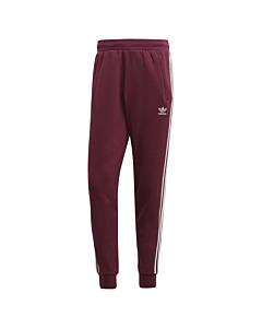 ADIDAS - 3-stripes pant - Rood