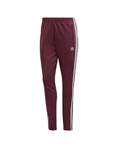 ADIDAS - sst pants pb - Rood