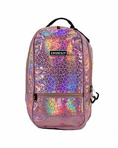 BRABO - bb5300 backpack fun leopard pink - Transparant