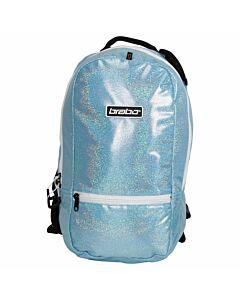 BRABO - bb5330 backpack fun sparkle mint - Transparant