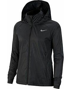 NIKE - nike shield women's running jacket - Zwart